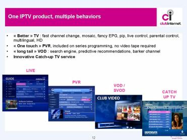 IPTV, the television of the 21st Century! – Rapid Innovation