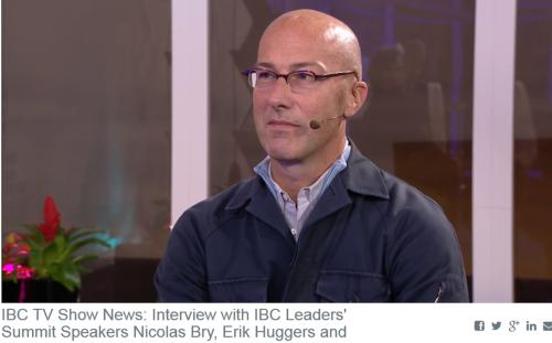 IBC TV News interview