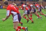 rugby line