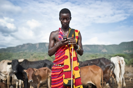 Massai phone