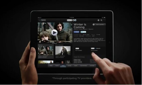 ipad hbo go