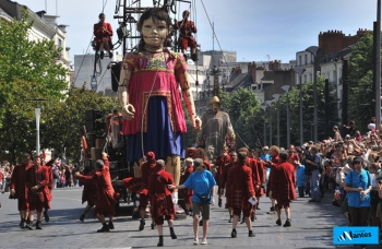 Culture Xolo, Royal de Luxe, Nantes 2011