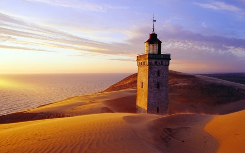denmark-rubjerg-knude-lighthouse www.freegreatpicture.com