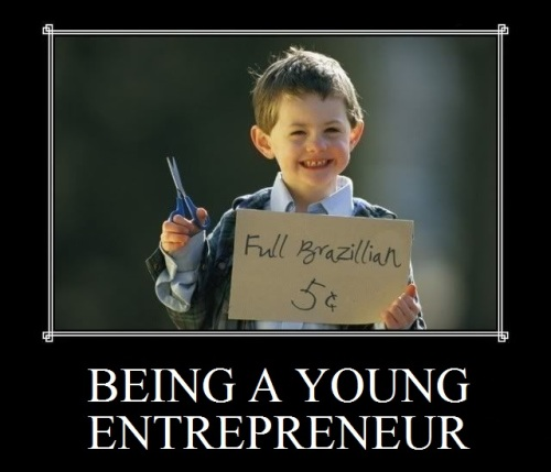 Being A Young Entrepreneur YHPyourhiddenpotential.co.uk