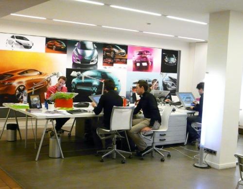 centre de design Renault www.materialiste.com