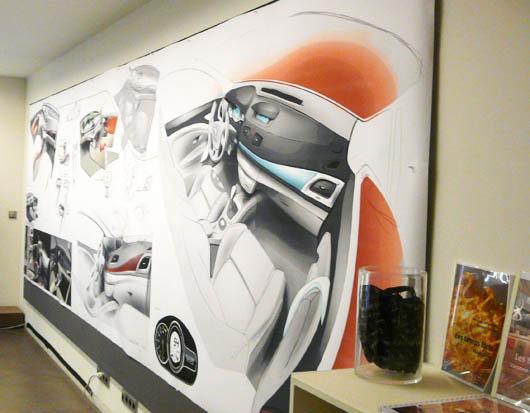 Centre design Renault www.materialiste.com