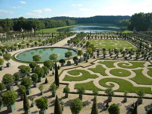 Versailles planetejardin.net