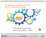 Innovation & APIs