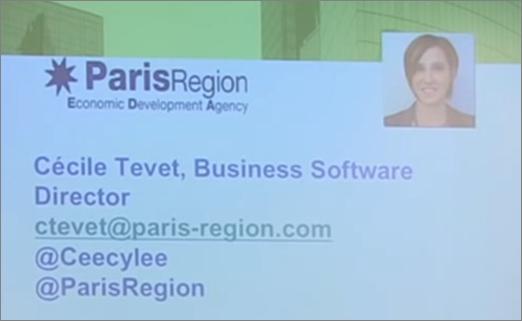 Cécile Tevet Paris Region