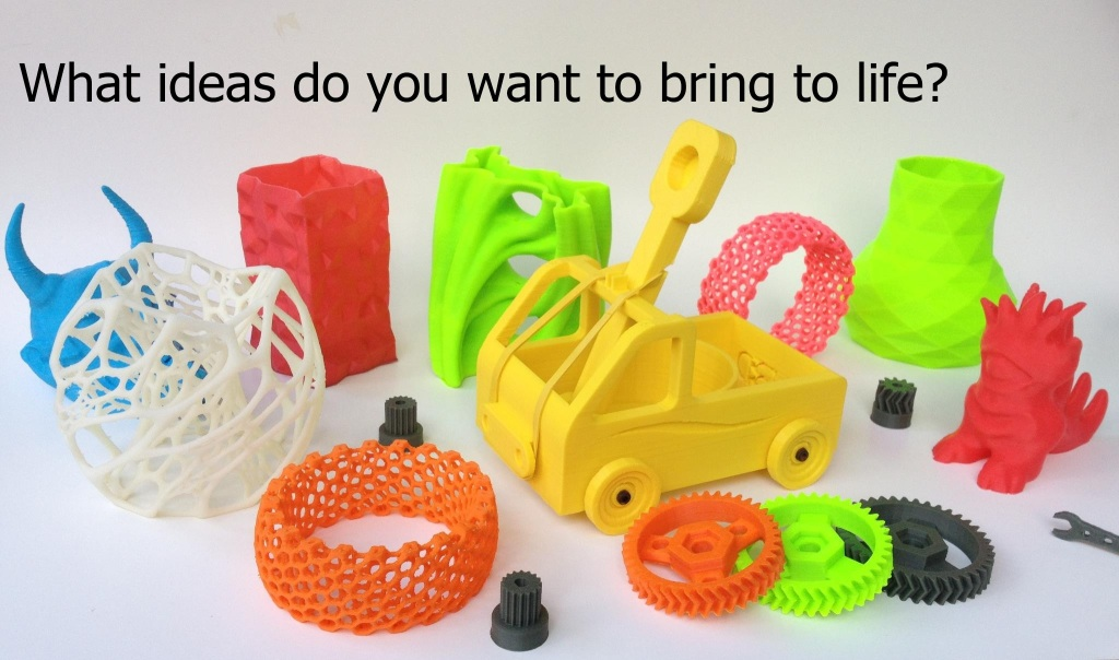 3D printing what-ideas airwolf3d.com