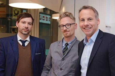 Axel Springer Ideas Trio ulrich-machold-michael-paustian-daniel-deller