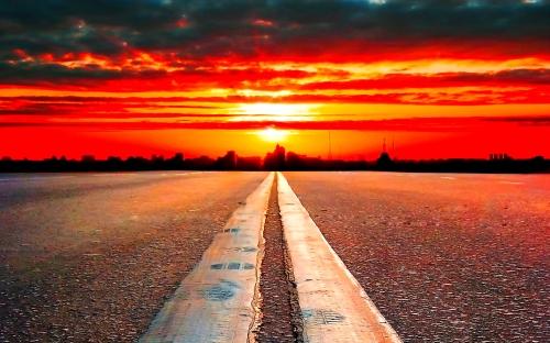 road-to-the-horizon_freehdw.com