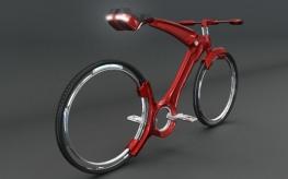 Futurist bike by John Villareal designindaba.com