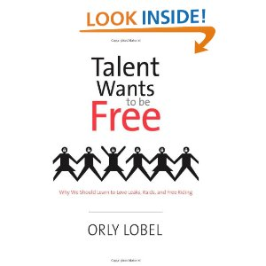 Talents want to be free