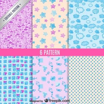 6 pattern freepik.com