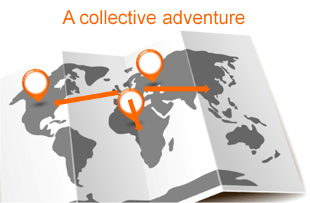 Collective adventure