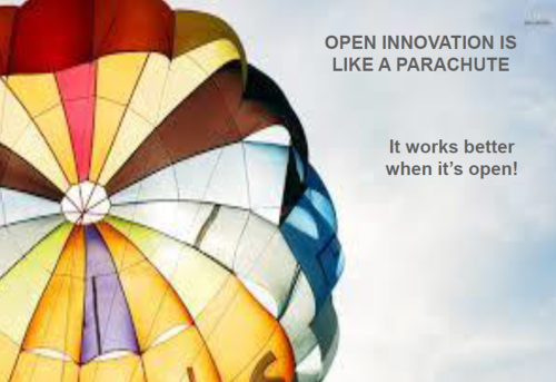 OI parachute Swarovski