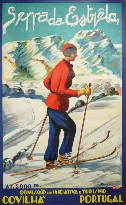 Portugal ski